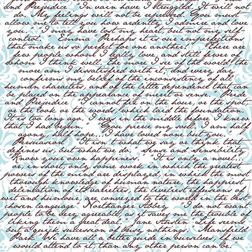 Jane Austen Fabric - 1