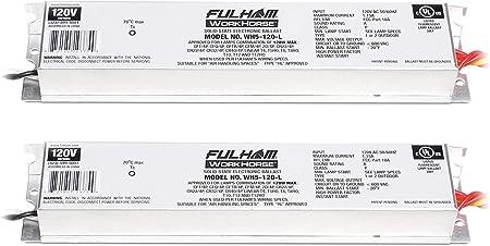 WH3-120-L 120 L  FLUORESCENT ELECTRONIC BALLAST FULHAM Workhorse Model