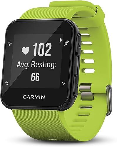Garmin Forerunner 35 Watch, Limelight Renewed