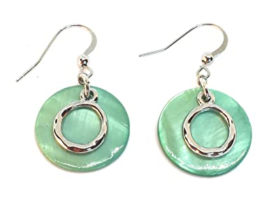 d87ae9689 Image Unavailable. Image not available for. Color: Out to Sea retired lia  sophia Earrings