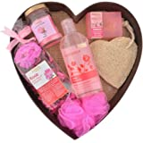 BodyHerbals Rose Surprise Bathing Set