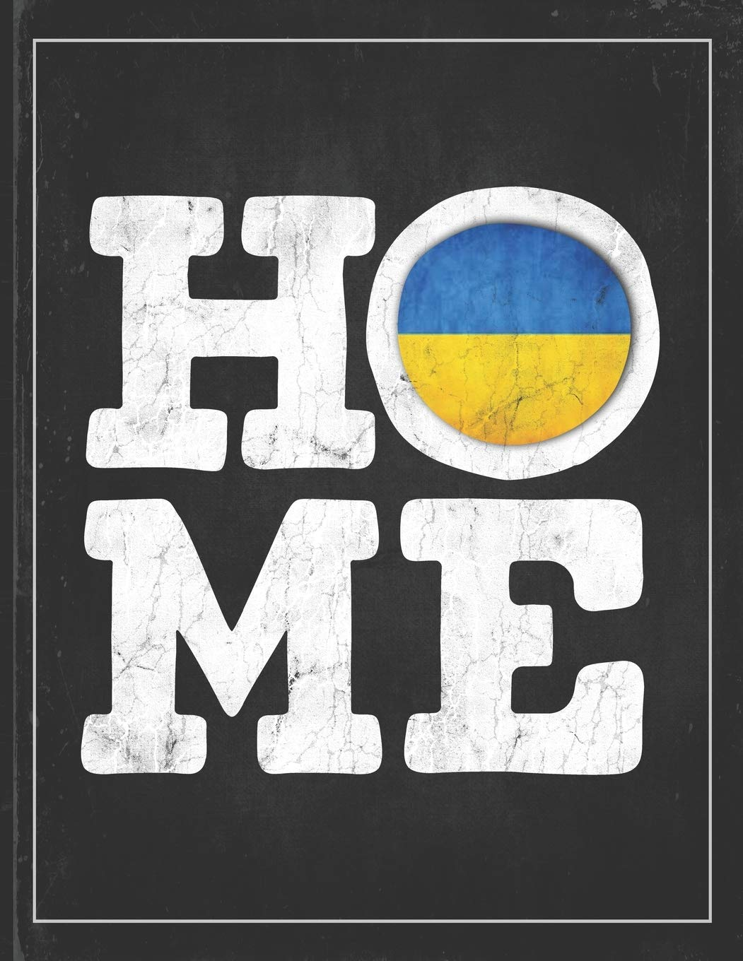 Home  Ukraine Flag Planner For Ukrainian Coworker Friend From Kiev 2020 Calendar Daily Weekly Monthly Planner Organizer