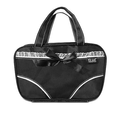 The Brag Company Bolsa de viaje en forma de ropa interior femenina