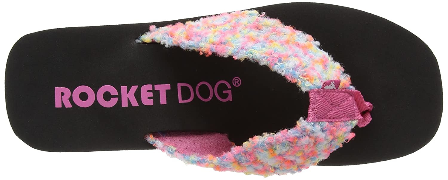 Rocket Dog Damen Big Top Zehentrenner, Mehrfarbig (Pink Multi Pink Multi), 40 EU