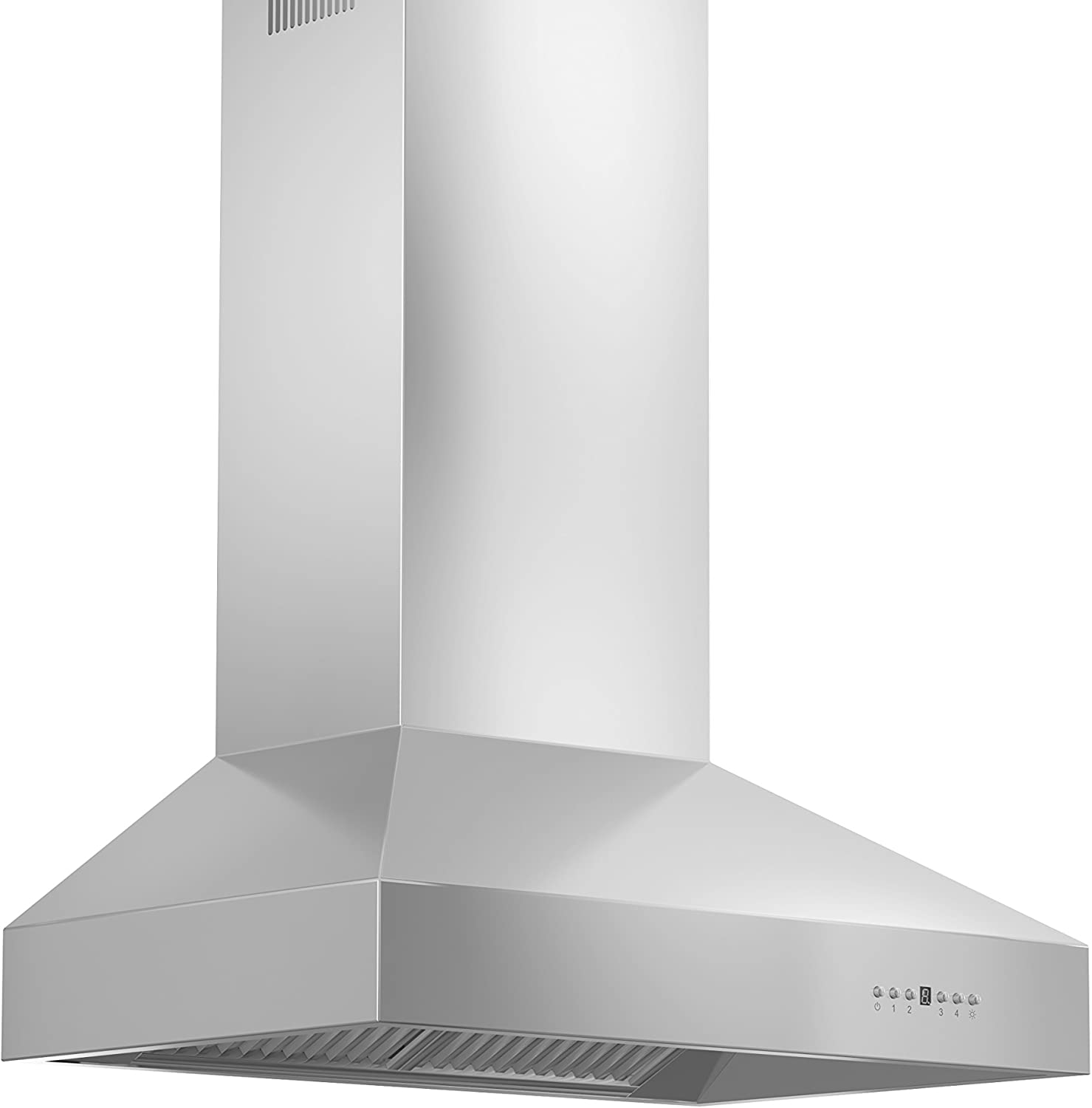 ZLINE 42 in. Remote Blower Wall Mount Range Hood in Stainless Steel (697-RD-42)