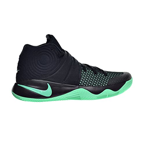 b7ae2c659a32 Nike Kyrie 2 Men s Shoe Black Green Glow 819583-007 (11.5 D(M) US ...