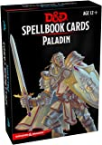 D&D Spellbook Cards Paladin Role Playing Game