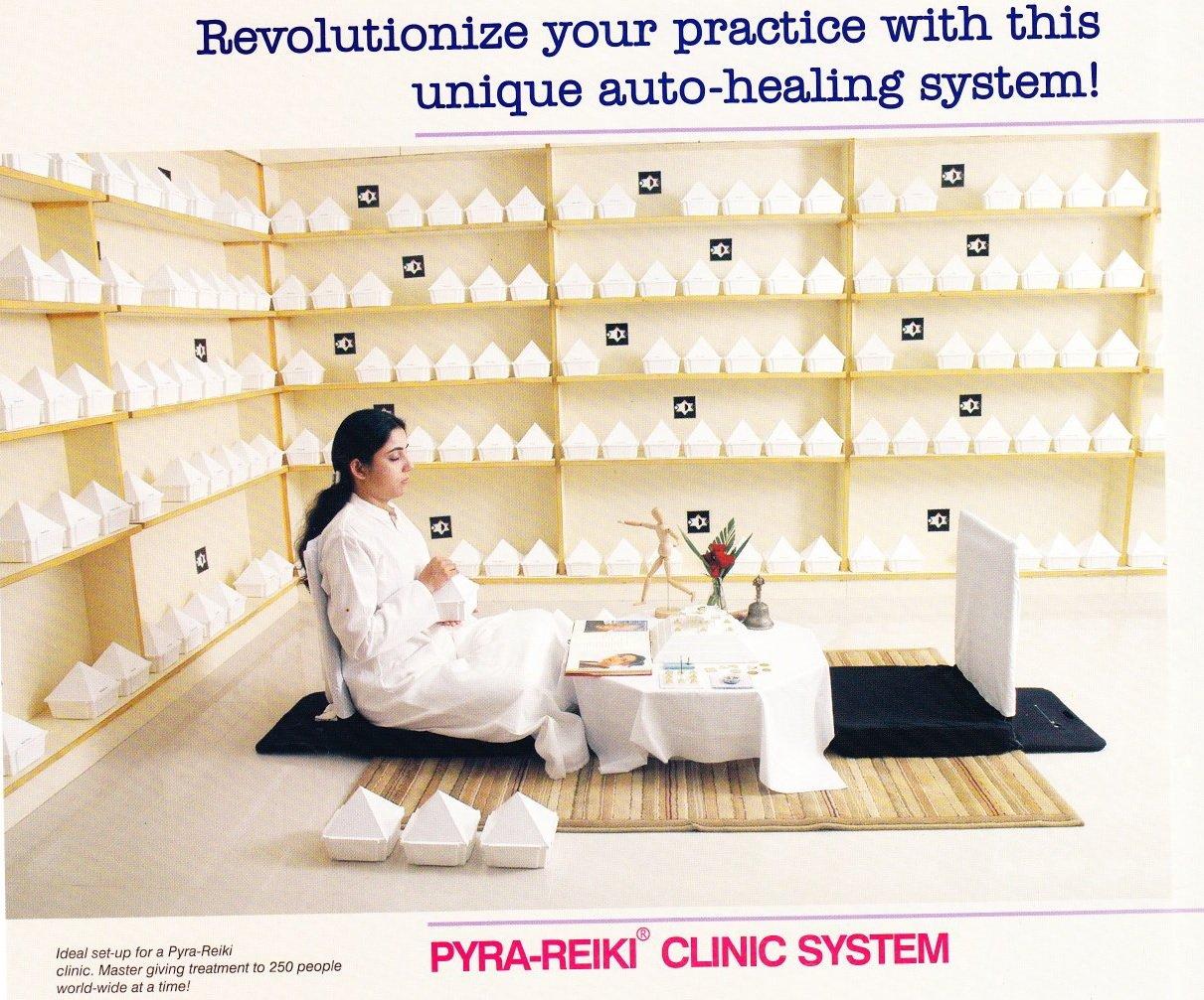 Reiki Pyramid Advance Yantra by Pyrahealth