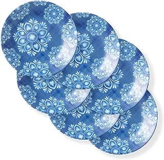 product image for Corelle Chip Resistant Appetizer Plates, 6-Piece, Lisbon Terrace