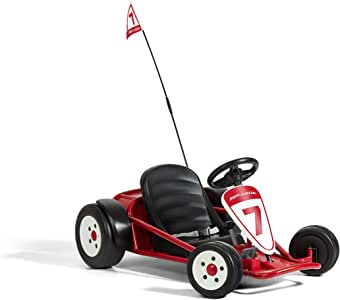 Amazon.com: Radio Flyer Ultimate Go-Kart: Toys & Games