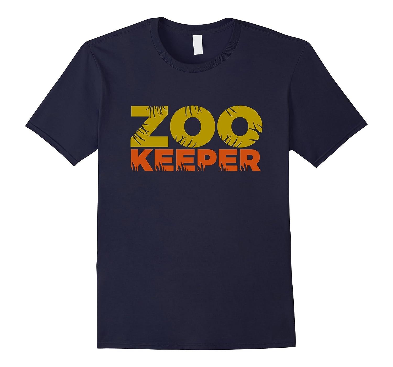 Zoo Keeper Loving Animals T-Shirt-TJ