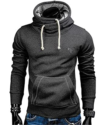 9a43b7d3a9f0 AHAJASPER Stylish Men Small Pattern Sweatshirt Male Hoody Hip Hop ...