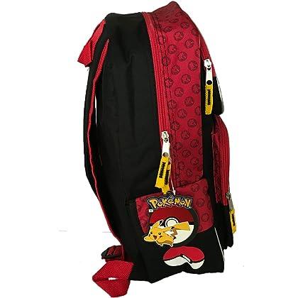 Pokemon Backpack Bag - Not Machine Specific  d757baf85f37e
