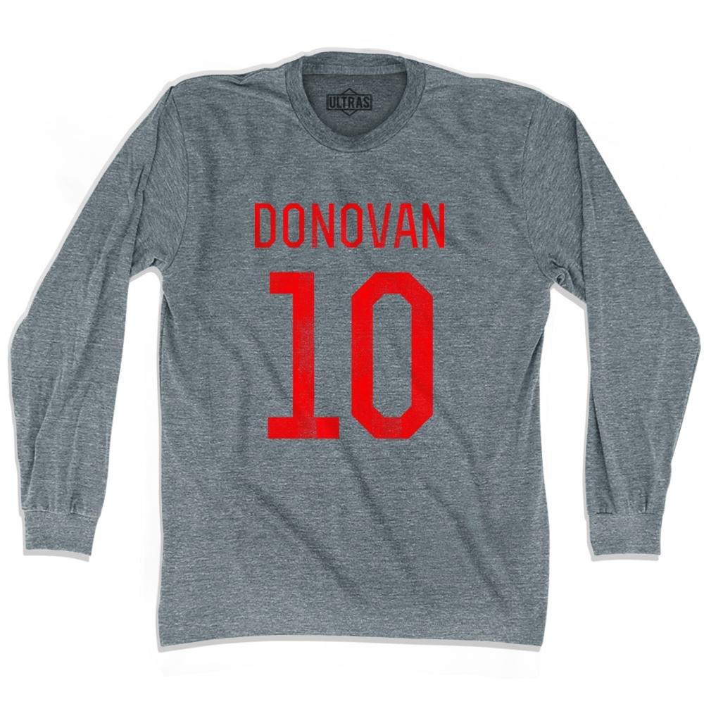 Ultras Donovan 10 Soccer Long Sleeve T-shirt
