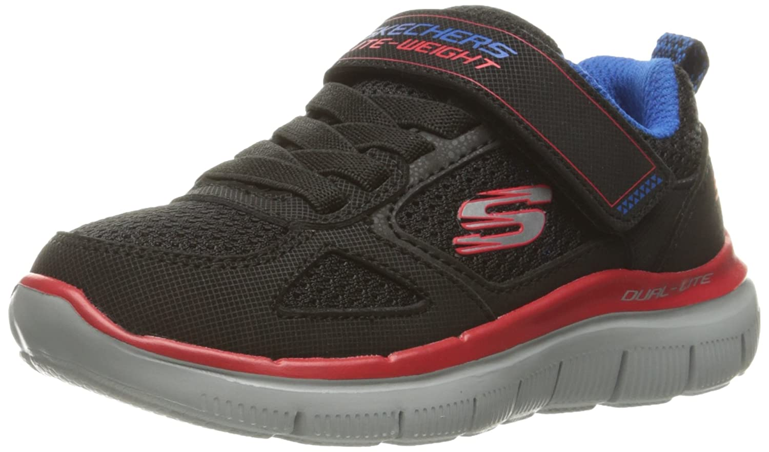 Skechers Kids Boys Flex Advantage 2.0 FilleGarçon: Amazon