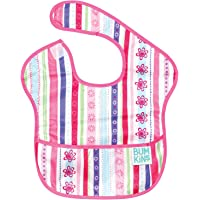 Bumkins Waterproof Superbib 3 Piece Pack for Girl