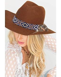 e48b790693ea27 Charlie 1 Horse Women's 5X Rain Bird Hat at Amazon Women's Clothing ...
