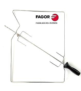 Fagor 6 KD - Asador rotativo (hornos Pirolíticos de 38 cm.) Válido para