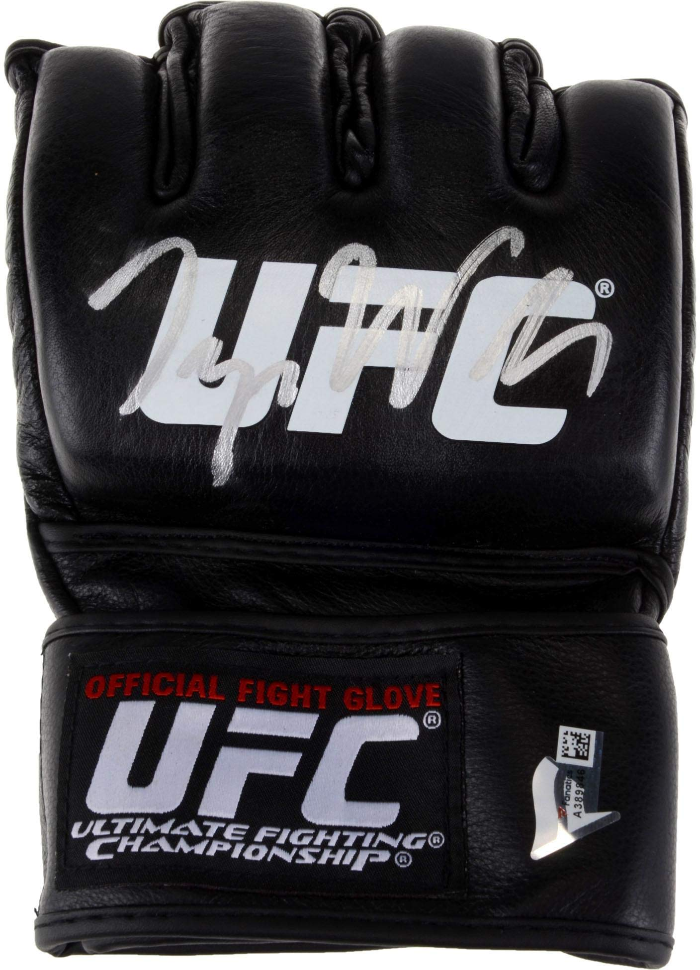 Tyron Woodley Ultimate Fighting Championship Autographed Fight Model Glove Fanatics Authentic Certified