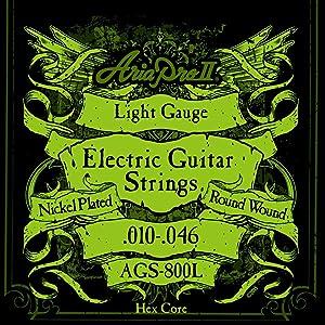 ARIAのエレキギター弦