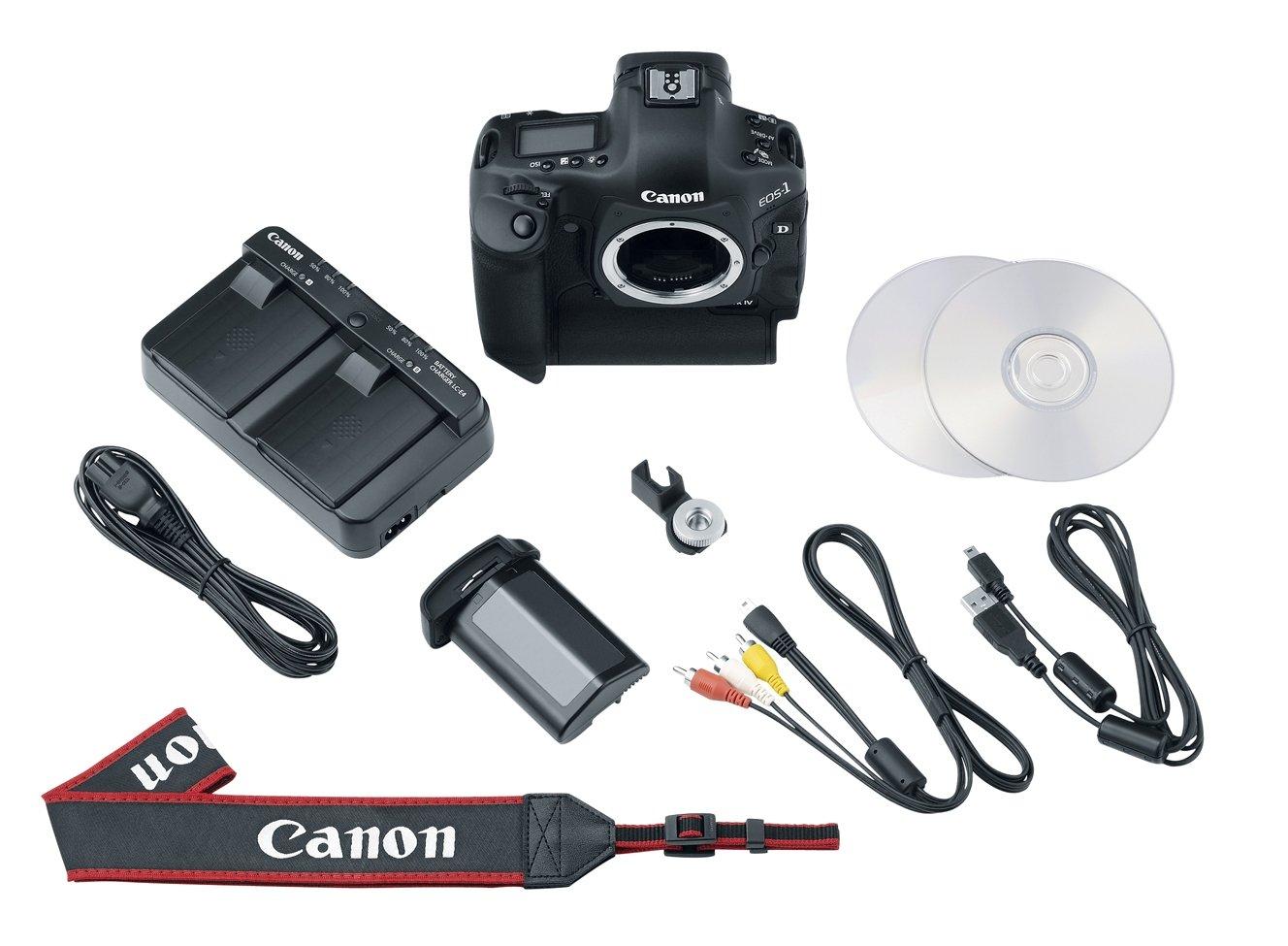 Amazon Canada: Canon EOS 1D Mark IV 16.1 MP CMOS Digital SLR Camera ...