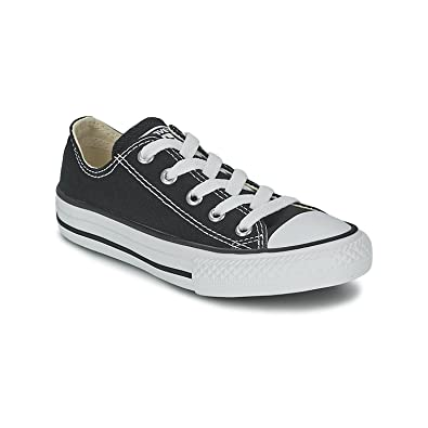 Converse All Star Low Black/White Kids/Youth Shoes 3J235 Sneakers (1 Kids