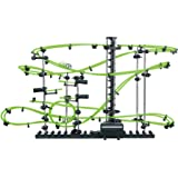 26 Meter Level 2 Glow In The Dark Marble Run Roller Coaster 506 PCS Vinsani