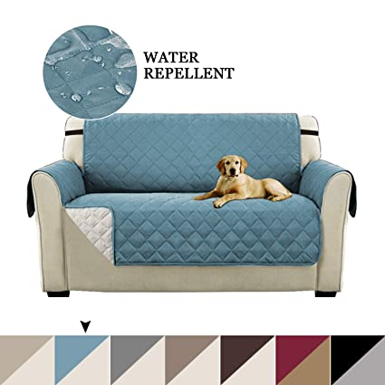 Pleasant Reversible Loveseat Covers Couch Covers For Dogs Quilted Furniture Protector Pet Cover For Loveseat Loveseat Cover For Dogs Couch Slipcover Machine Inzonedesignstudio Interior Chair Design Inzonedesignstudiocom