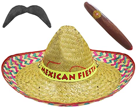 f981b73b17935 12 sombreros mexicanos