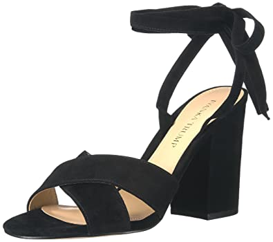 Ivanka Trump Women's Kuriel Dress Sandal, Black, ...