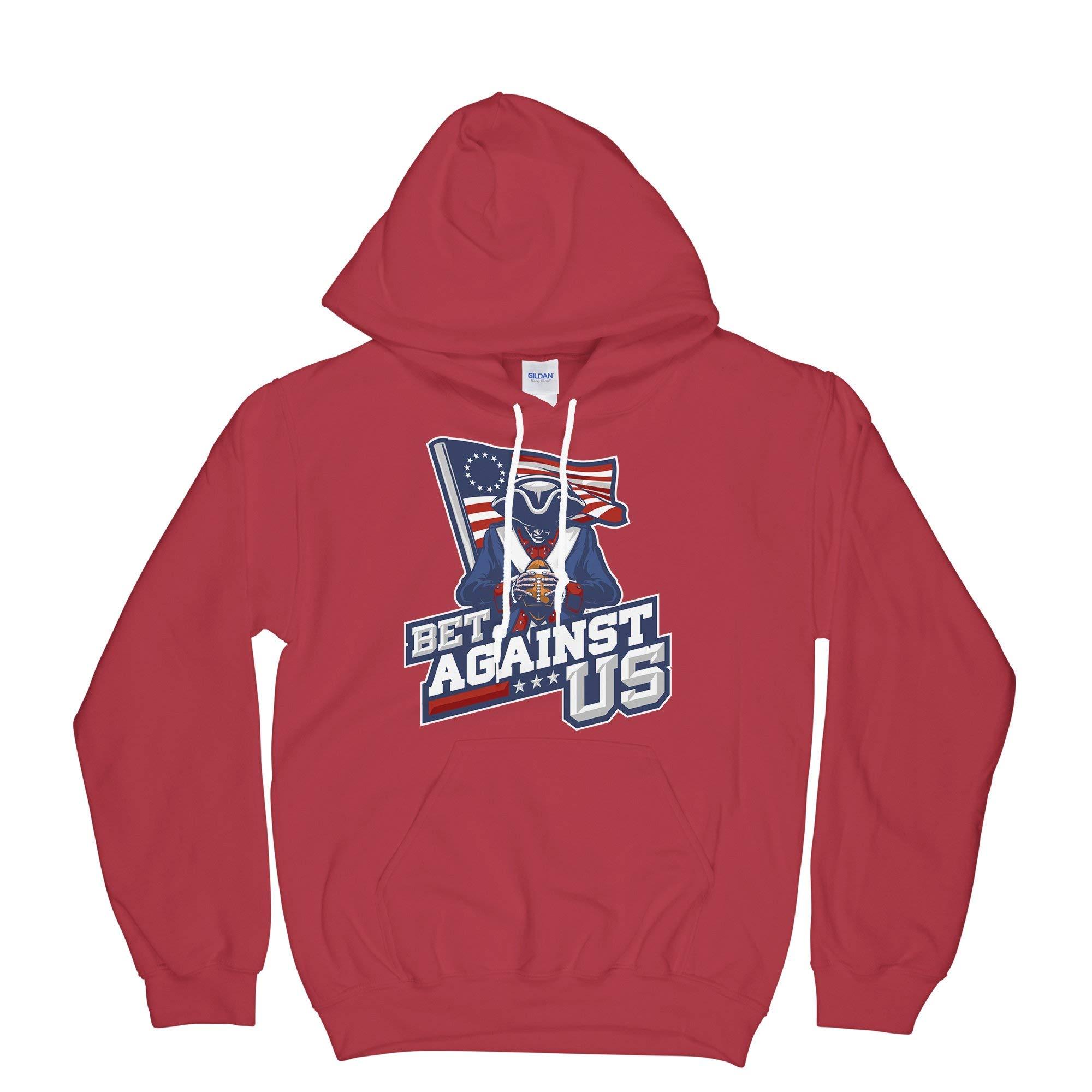 Patriots Shirt Bet Against Us Fan Art Gameday Gift