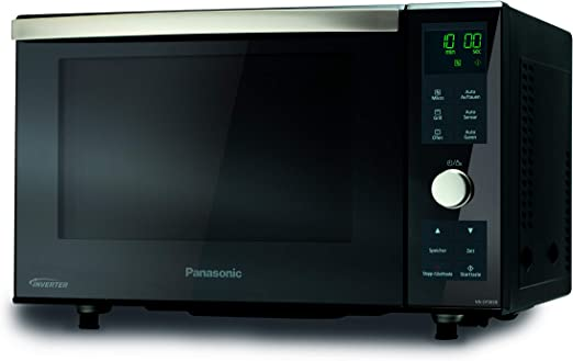 Panasonic NN-DF383B - Microondas (483 mm, 396 mm, 310 mm), color ...