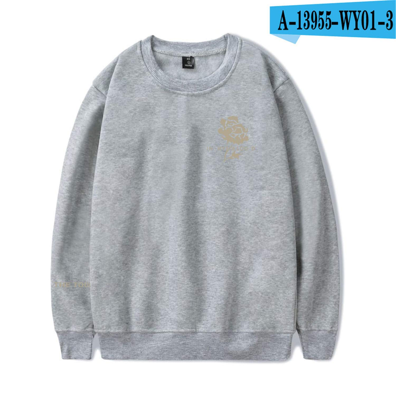 DAYBYDAY Shawn Mendes Fashion Printed O-Neck Sweatshirts Women//Men Long Sleeve Sweatshirt