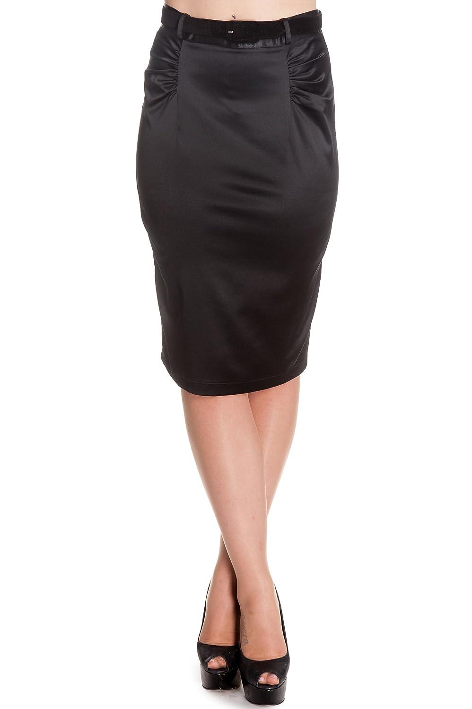 Hell Bunny Rock Babe Rock Skirt