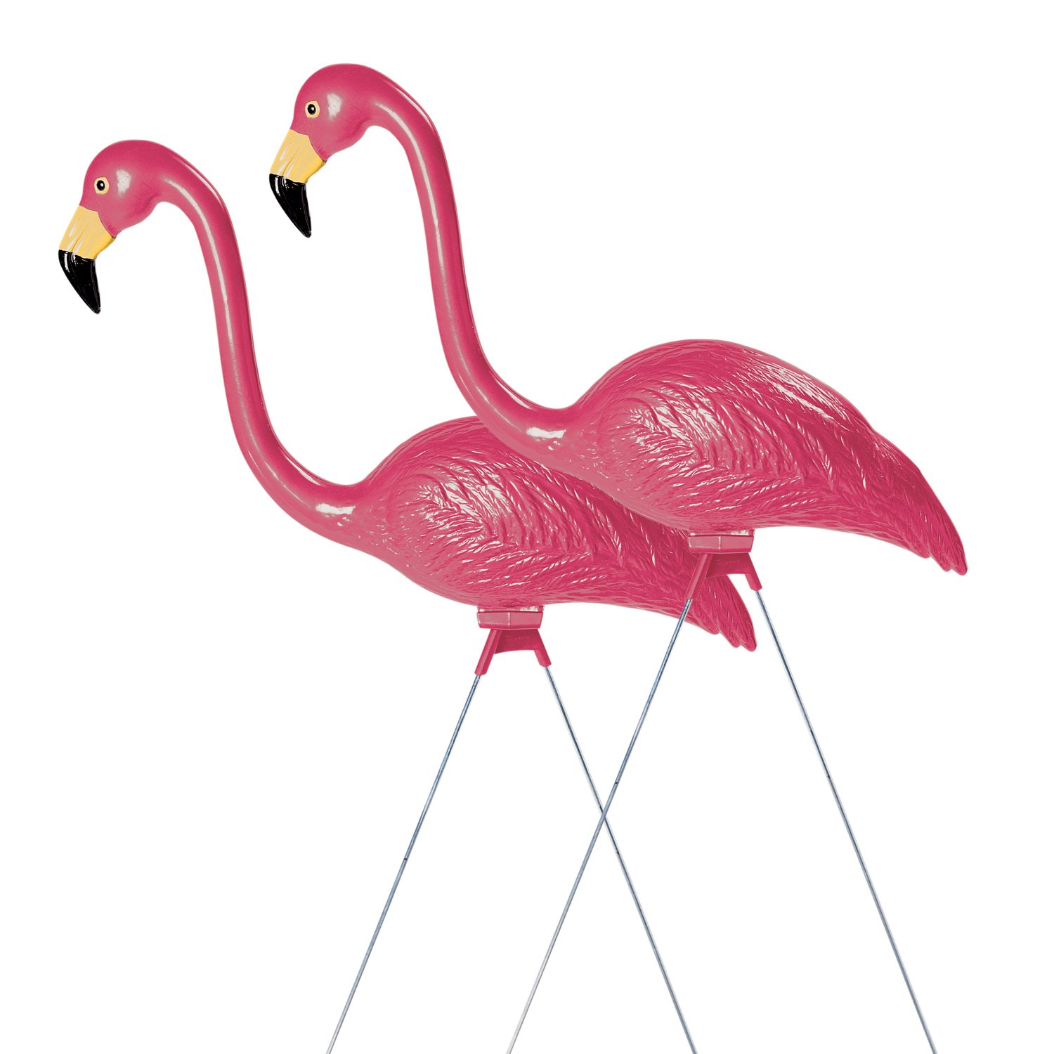 Flamingo garden ornament - Amazon Com Sculptural Gardens Pink Flamingo Lawn Ornament Pair Yard Art Patio Lawn Garden