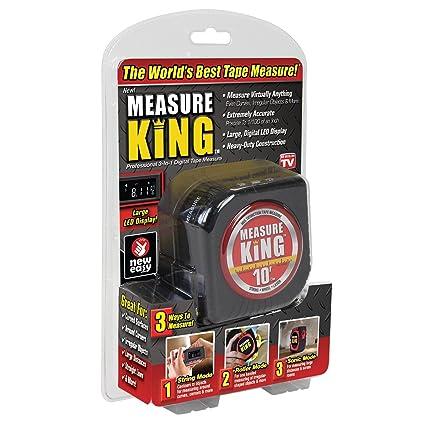 PH Artistic Measure King 3-in-1 Digital Tape Measure String Mode, Sonic Mode & Roller Mode As seen On Tv