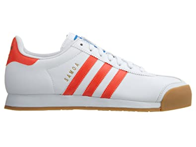 adidas Samoa PRF M Men's Shoes White/Solid Red/Gum b27466 (13 D