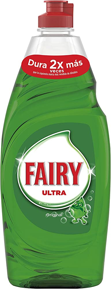Fairy Ultra - Líquido lavavajillas, 615 ml: Amazon.es ...