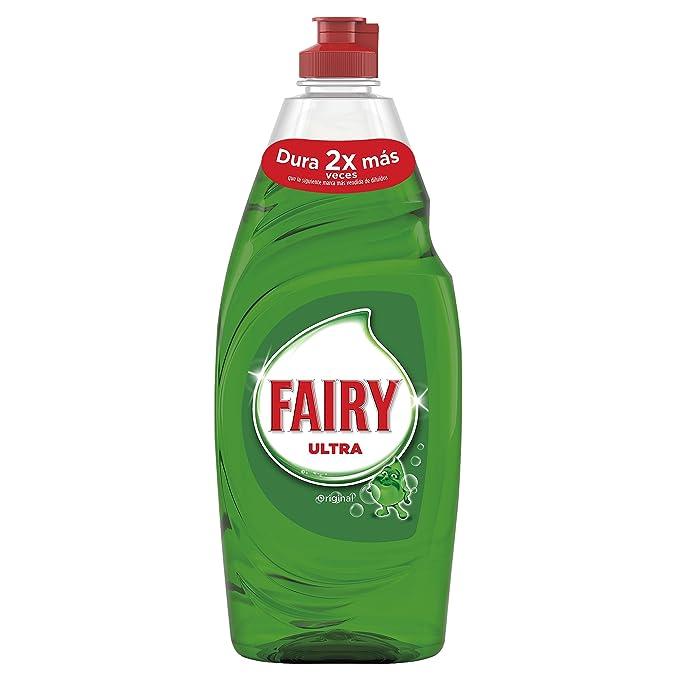 Fairy Ultra - Líquido lavavajillas, 615 ml: Amazon.es: Alimentación y bebidas
