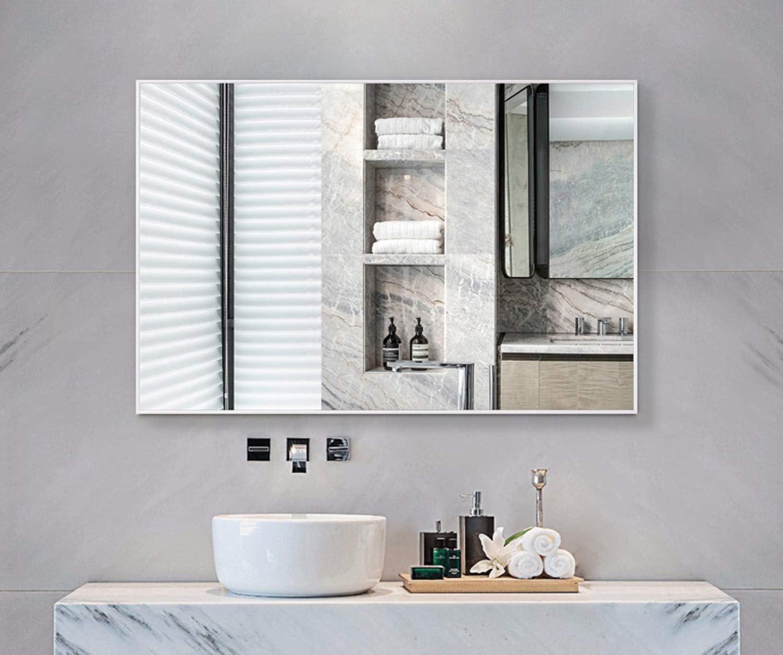 Amazon Com Hans Alice Bathroom Mirrors Wall Mounted Modern