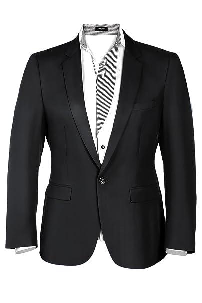 Coofandy Blazer Hombre Chaqueta de Trajes Clásico Casual de Moda con Bolsillos: Amazon.es: Ropa y accesorios