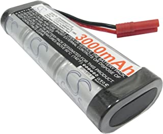 Cameron Sino batería de 3600mAh compatible con RC cs-ns360d37C118