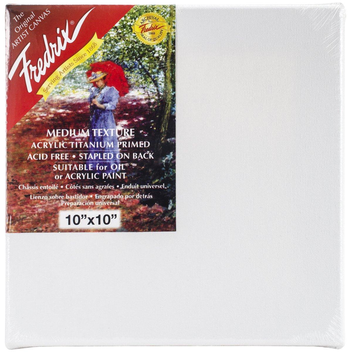 Multicolor Fredrix 5017 Stretched Canvas