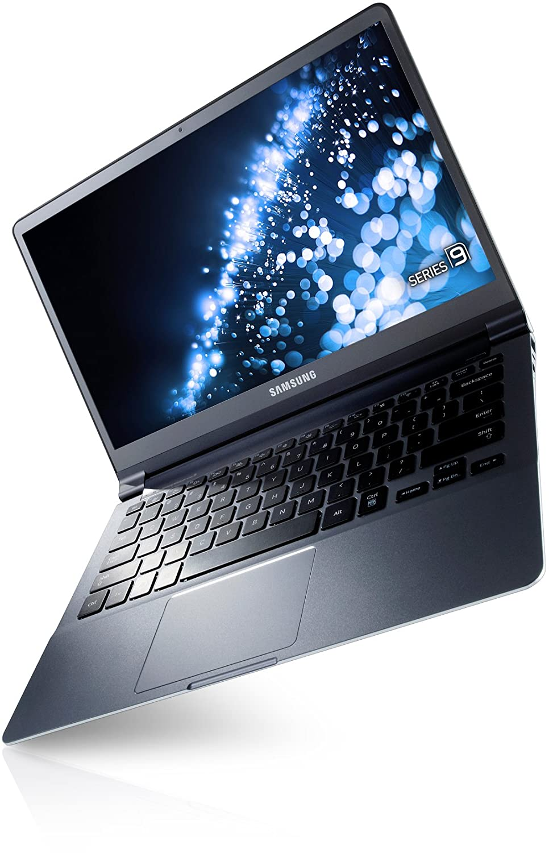 Samsung 9 Series 900X4D-A02DE - Ordenador portátil (Ultrabook, Gigabit Ethernet, WLAN, Touchpad, Windows 7 Home Premium, 64-bit, Gris): Amazon.es: ...