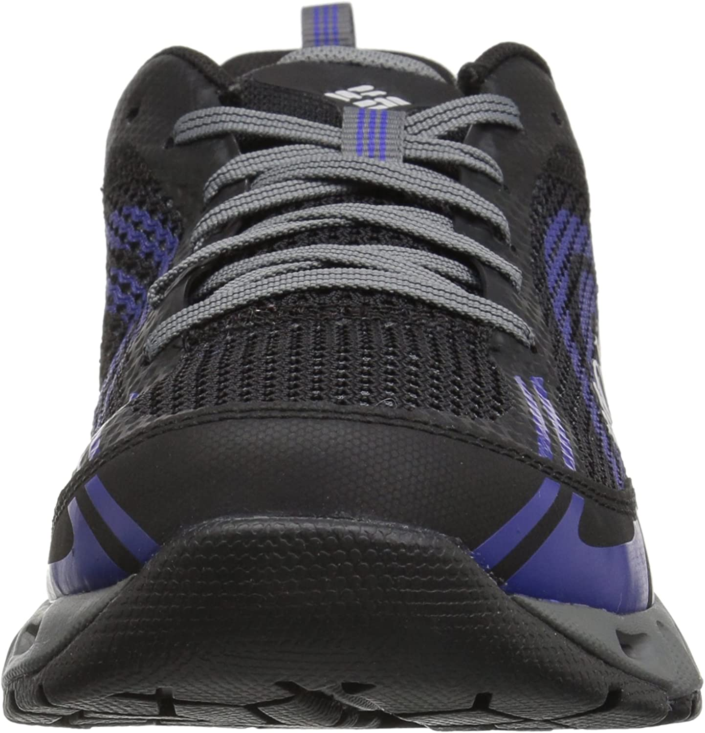 Columbia Women's Drainmaker Iv Breathable Shoe with Traction Grip Water Black, Grey Ice