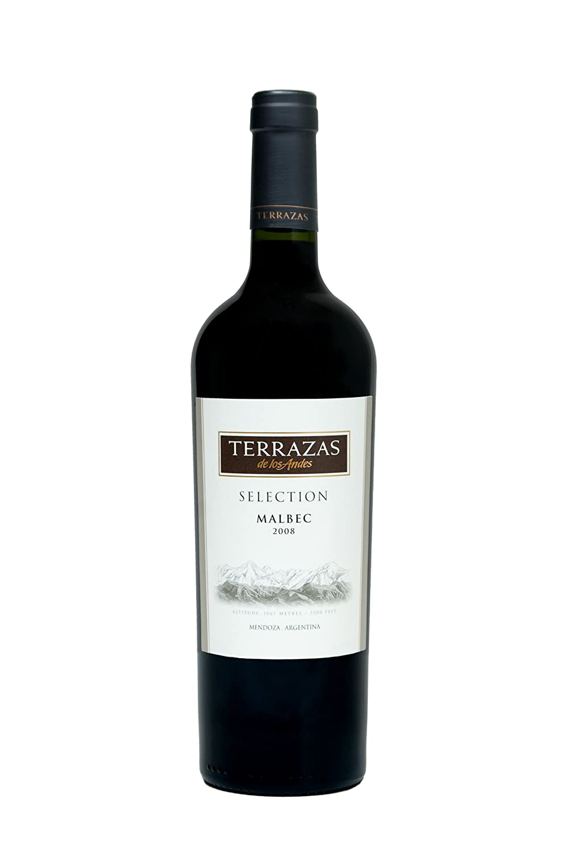 Terrazas Selection Wine Malbec 75cl