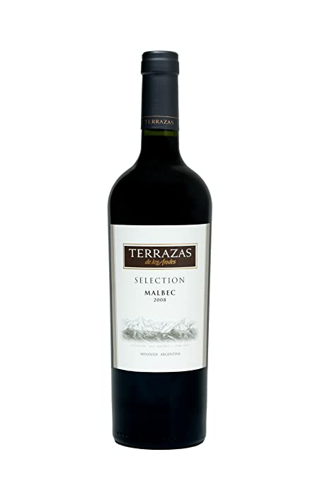 Terrazas Selection Wine Malbec 75cl