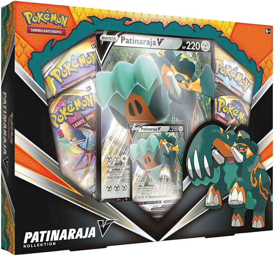 Pokemon 45189 POK Patinaraja-V Box: Amazon.de: Spielzeug