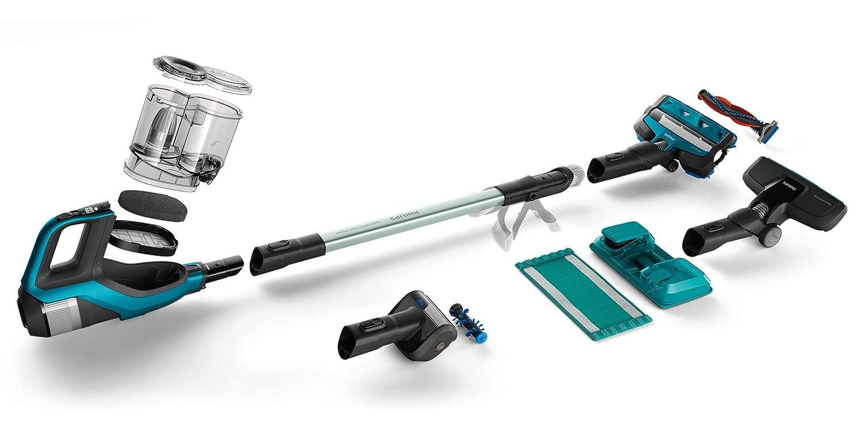 Philips Aspirador vertical sin cable FC6903/01 - Aspiradora escoba ...