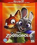 Zootropolis [Blu-ray]